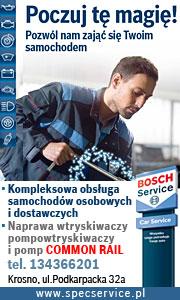 SPECSERVICE - Krosno, Podkarpacka 32a