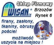 Wisan - Brzozów, ul. Rynek 6