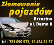 Złomowanie Pojazdów - Brzozów, Bema 8